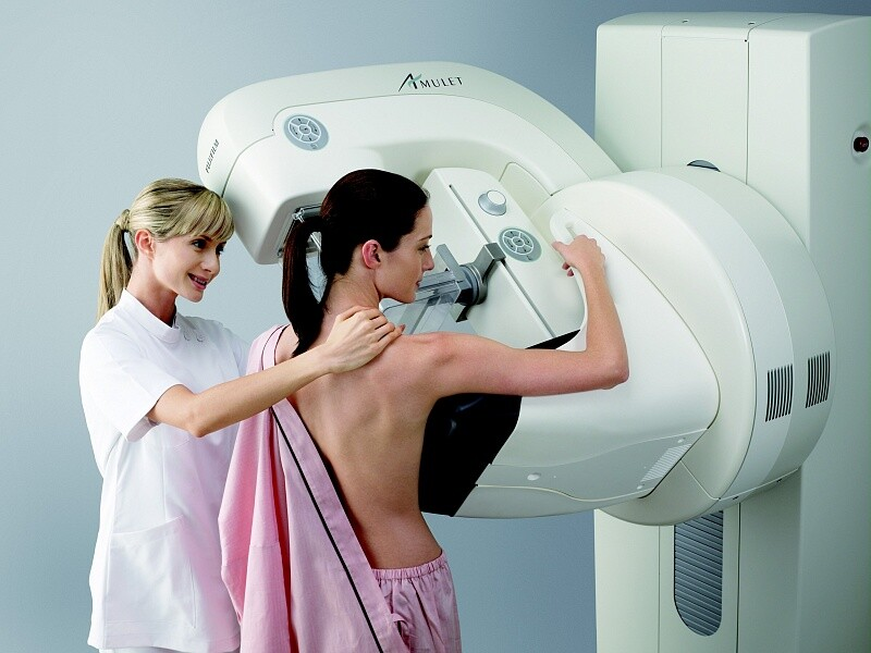 МРТ молочных желез (МР маммография)