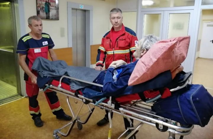 Перевозка лежачих больных по Москве и области