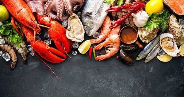 Морепродукты при профилактике возникновения рака