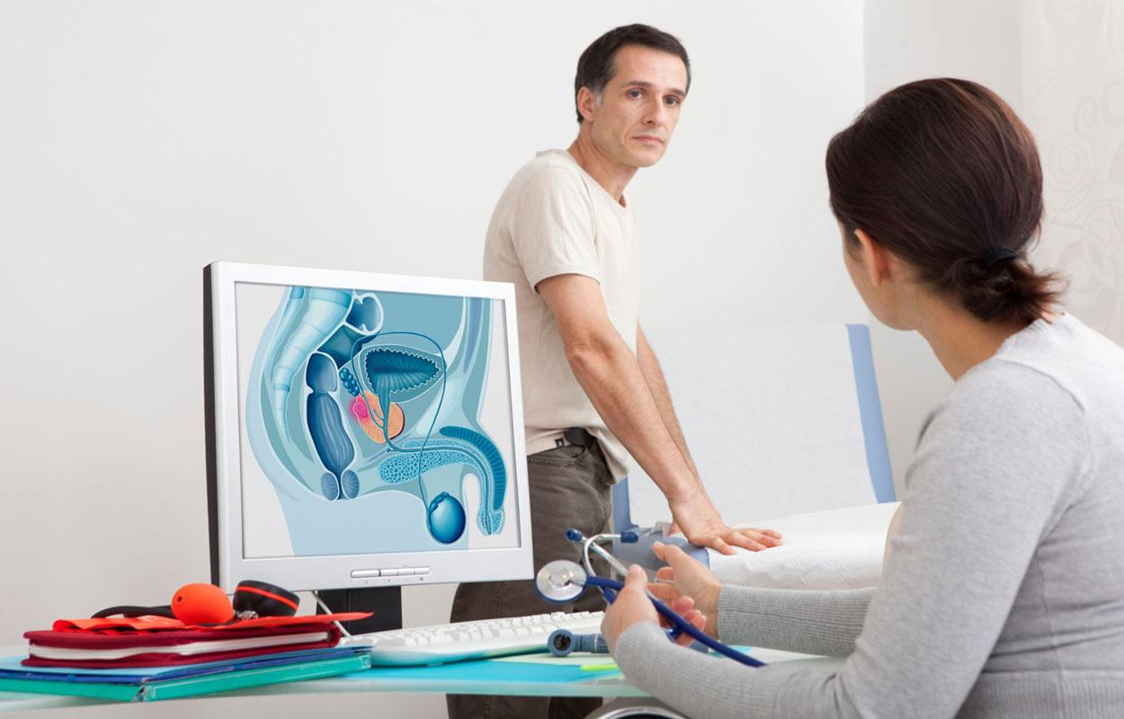 Коды рака предстательной железы