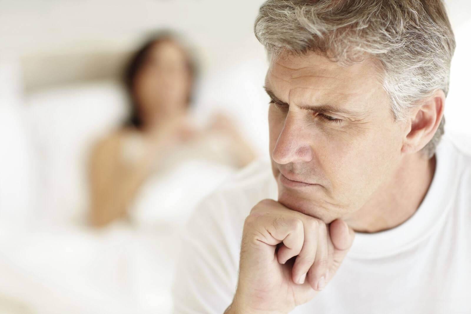 Хроническая простата обострение